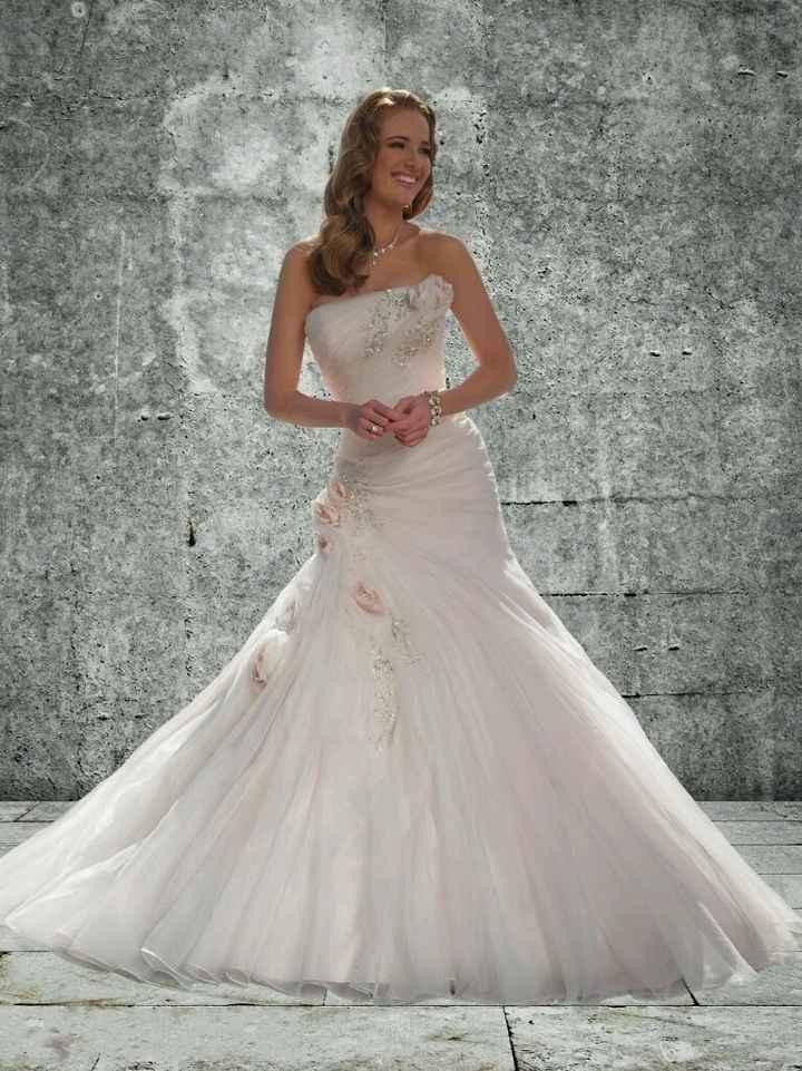 Vestido de noiva - estou muito indecisa... - 1