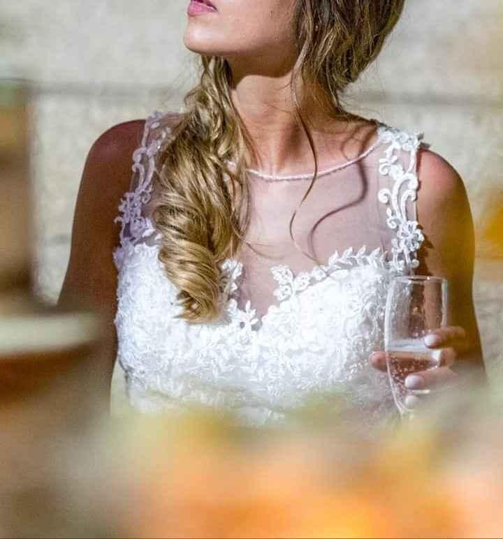 Vendo vestido de noiva - 3