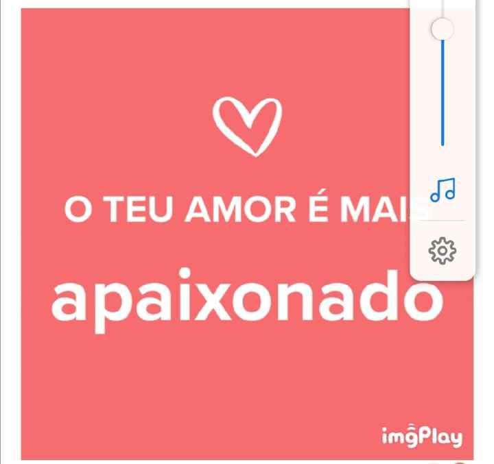 o meu amor é... 🤭 - 1