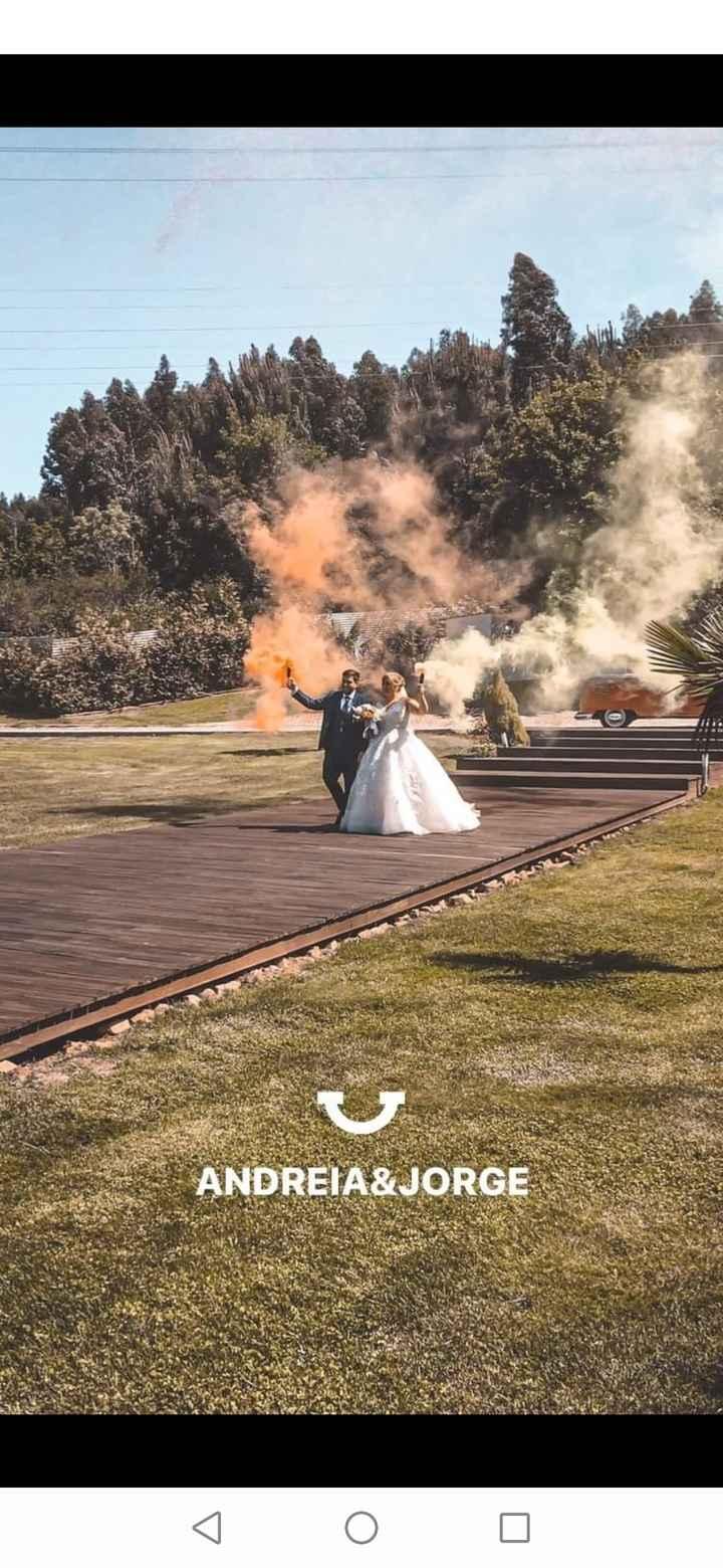 Casamos e foi tudo maravilhoso - 2