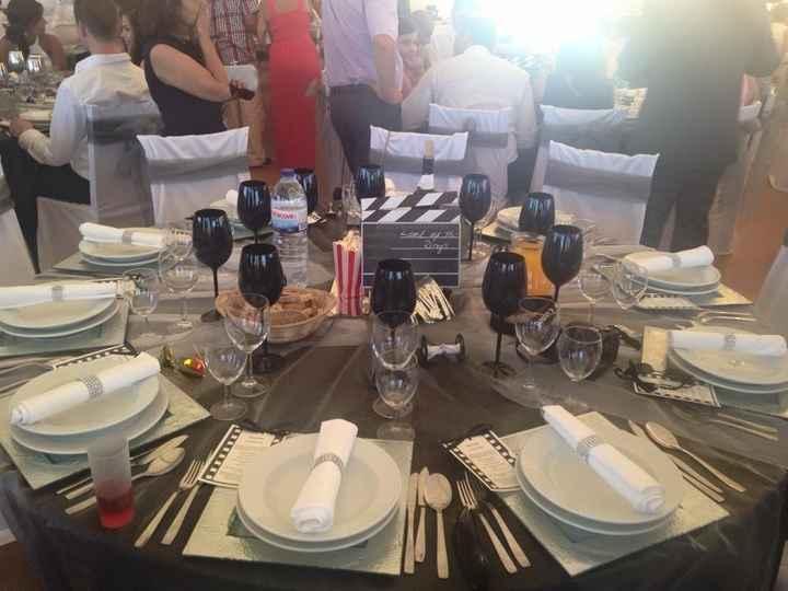 As mesas