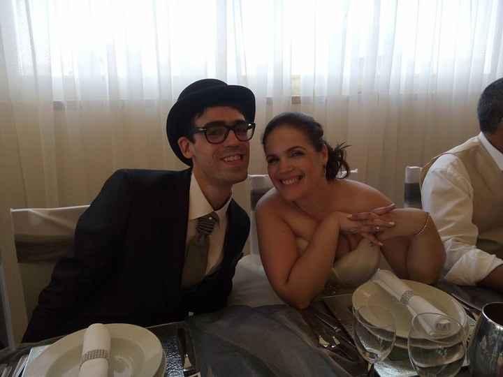 Eu e o noivinho
