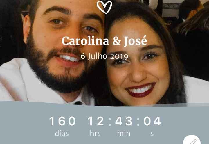 e aos 160 dias antes... - 1
