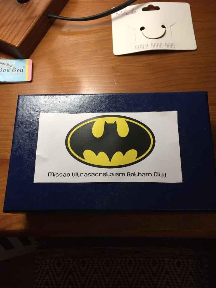 A caixa