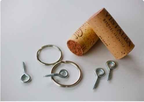 Porta-Chaves DIY