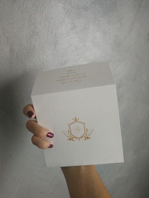 Convites finally!!💖🎉🎊 5