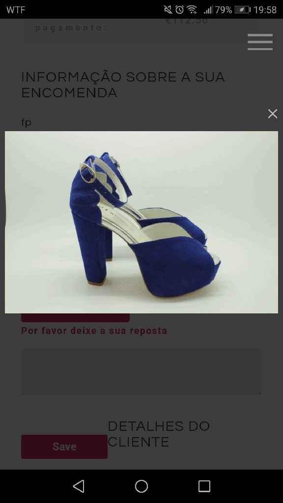 Sapatos - check! 😍💖🌟👠 - 1