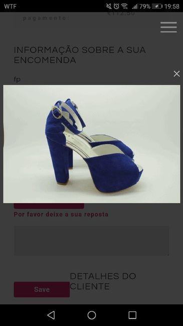 Sapatos personalizados ... - 1
