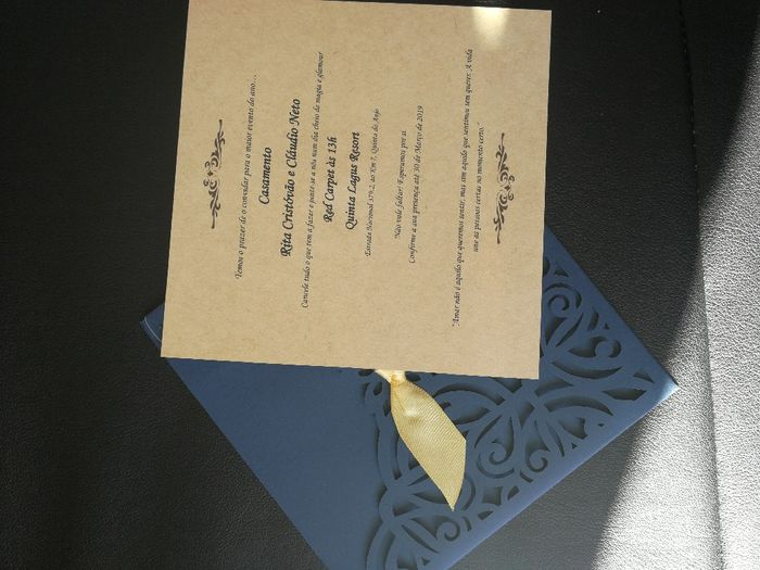Convites, help!!! - 1