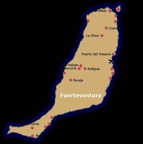 Fuerteventura 🏝🌞😃 Quem mais? - 4