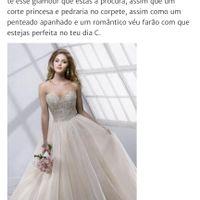 Vais casar com o vestido correto? - RESULTADOS - 1