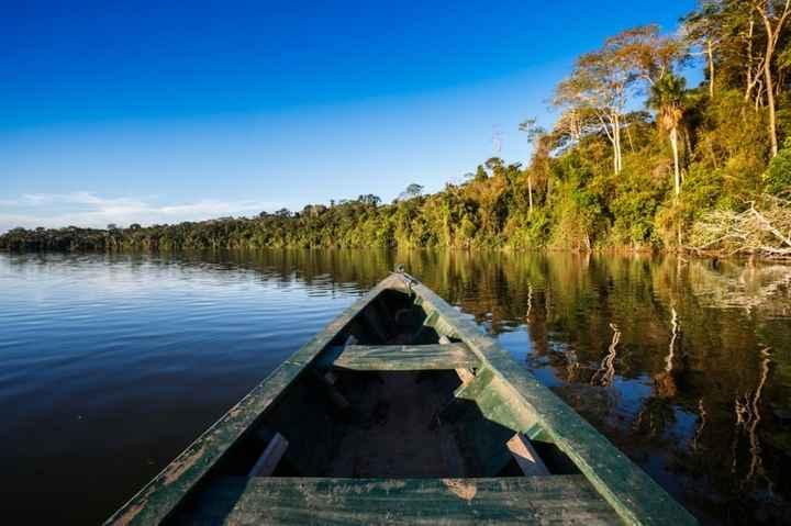 Para os casais em busca de aventura a Amazônia é o destino perfeito. A floresta tropical é a maior d