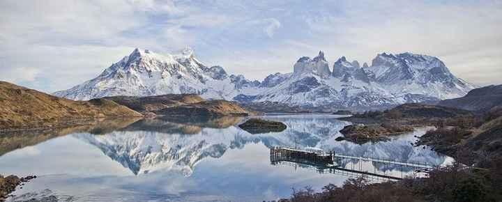 Patagônia, Chile  Cada atividade desenvolvida pela propriedade nessa região é única, somando ao todo