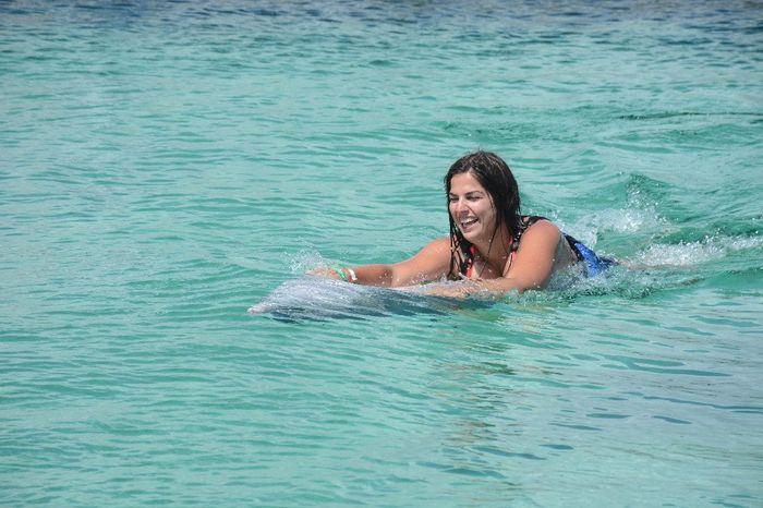Golfinhos noiva