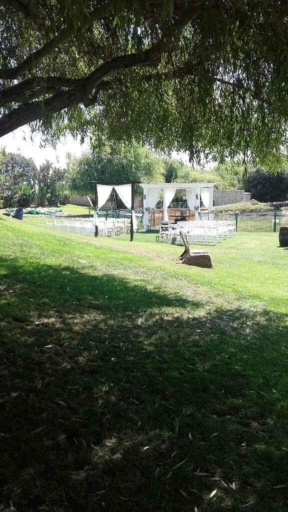 Quintas com um belo Jardim - 3