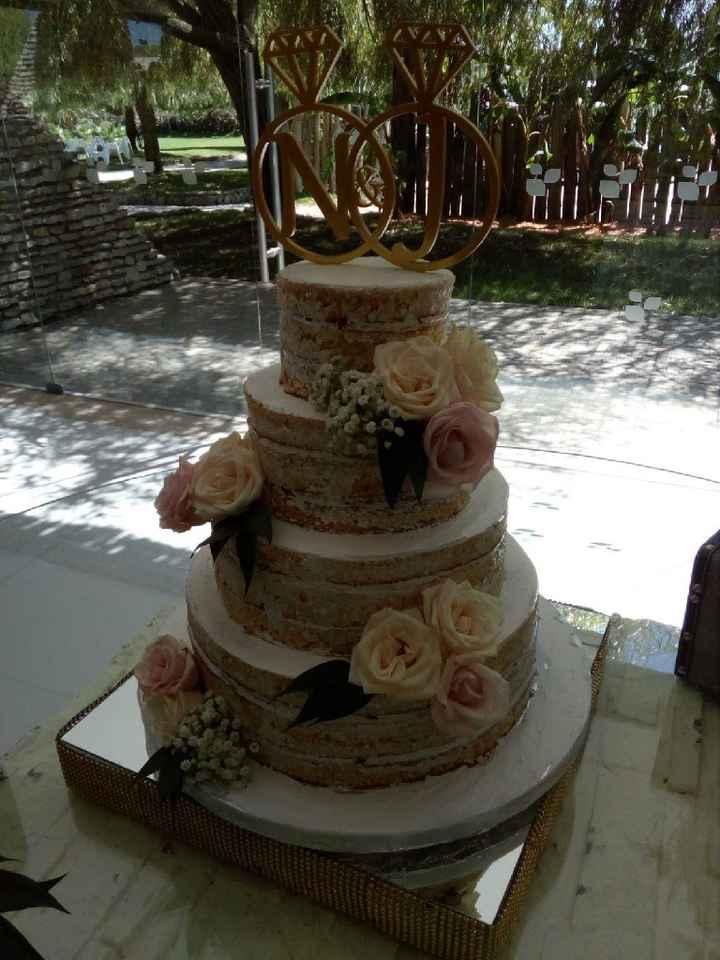 De quantos andares será o vosso bolo de casamento? - 1