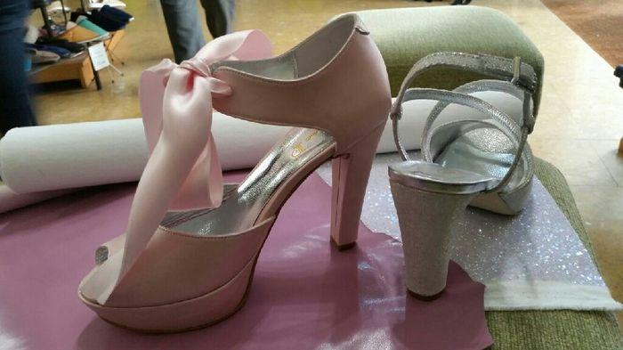 Sapatos noiva - onde mandar forrar?! 1