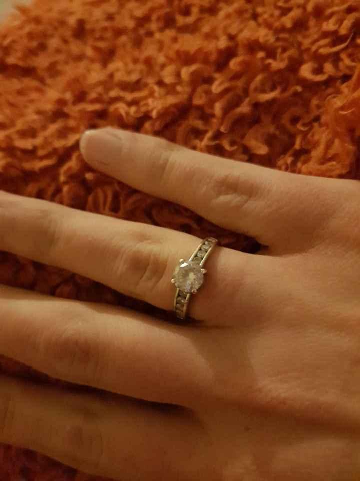 Vamos lá mostrar...anéis de Noivado! - 1