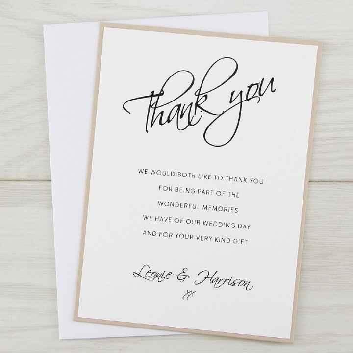 Lembranças de agradecimento ❤ - 7