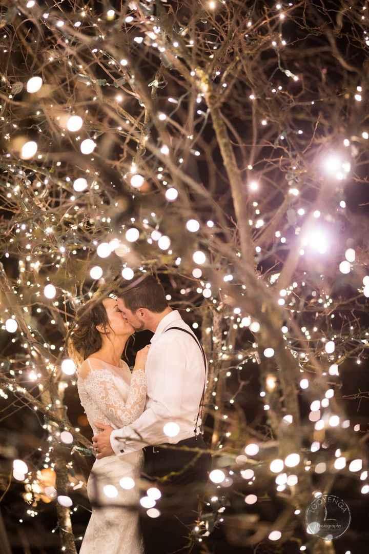 Casamento de Inverno- Iluminacao 😍 - 3