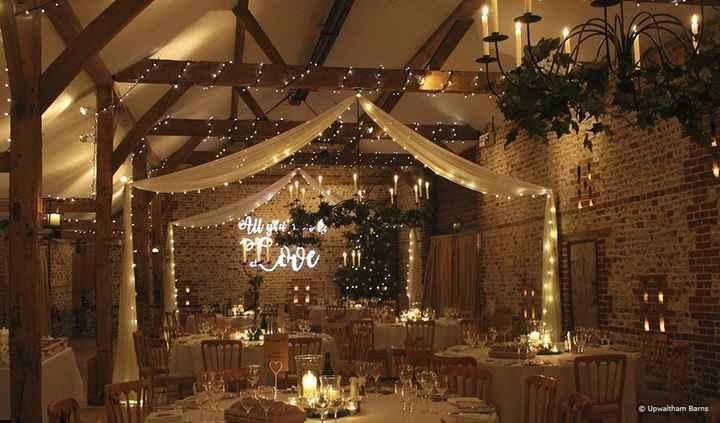 Casamento de Inverno- Iluminacao 😍 - 5