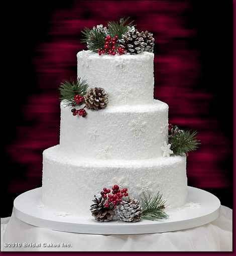 Casamentos de Inverno -  Bolos dos noivos 🤩 - 2