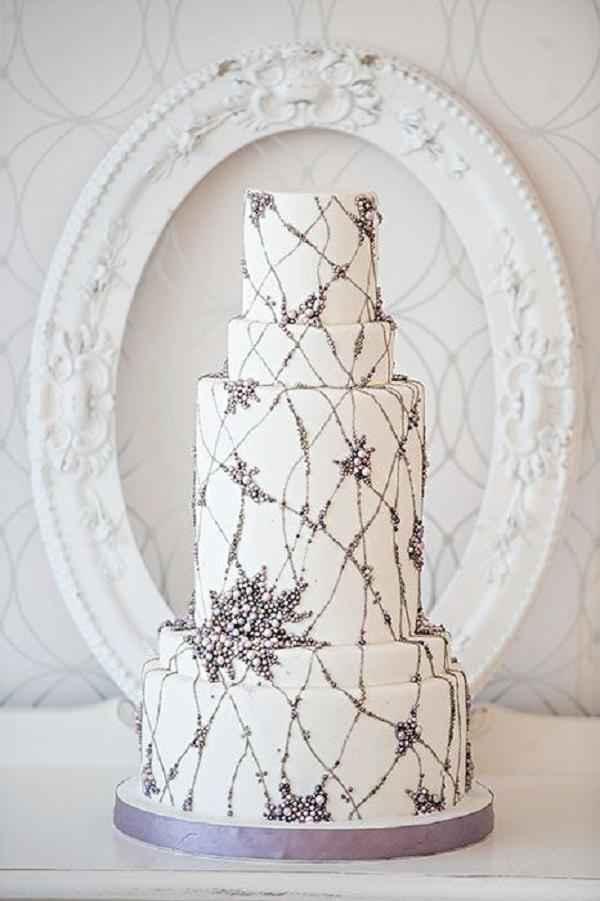 Casamentos de Inverno -  Bolos dos noivos 🤩 - 7