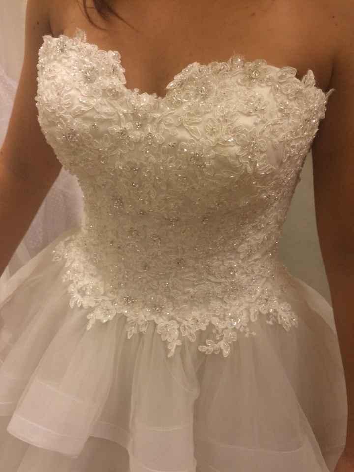 Caça ao vestido de noiva  - 3