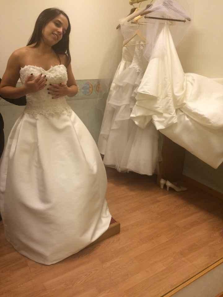 Caça ao vestido de noiva  - 4