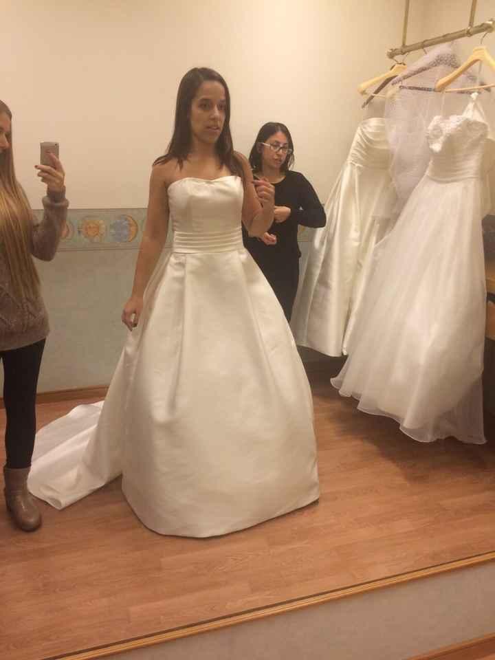 Caça ao vestido de noiva  - 5