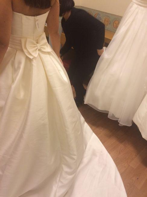 Caça ao vestido de noiva  - 6