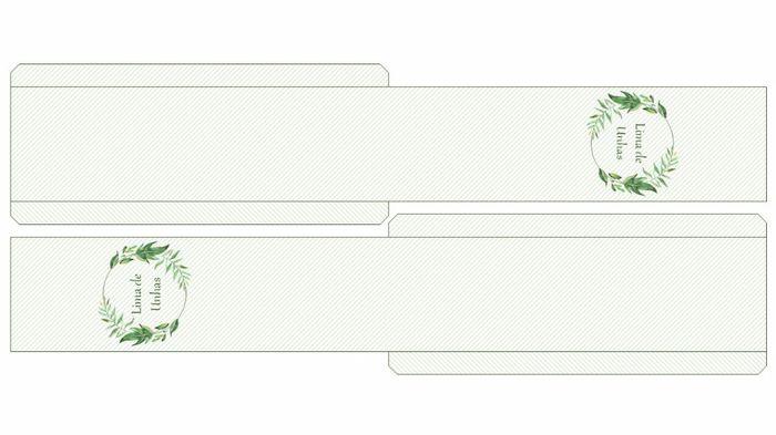 Envelopes para limas (medida para limas grandes)