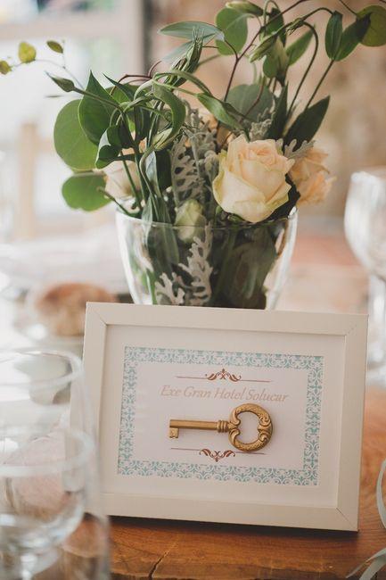 a decoração do meu casamento! 14