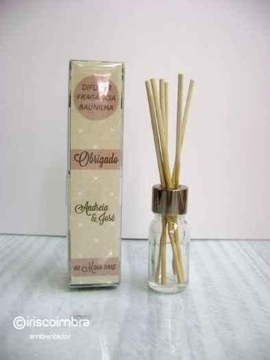 Difusor de fragrância