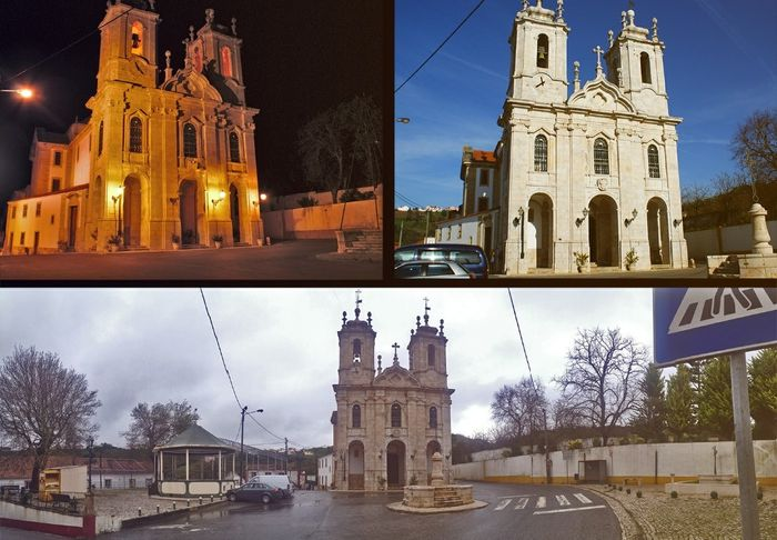 A nossa igreja - Basílica de Sta Quitéria de Meca1