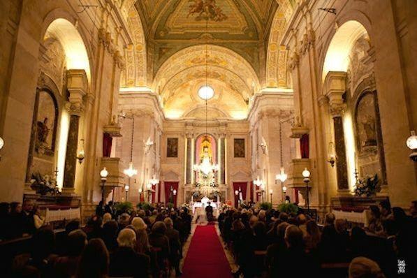 A nossa igreja - Basílica de Sta Quitéria de Meca2