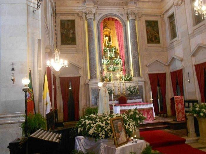 A nossa igreja - Basílica de Sta Quitéria de Meca3