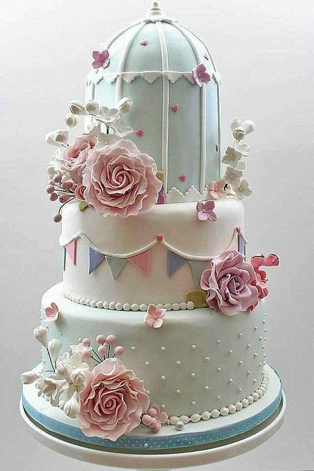 Como queres que seja o teu bolo? - 1