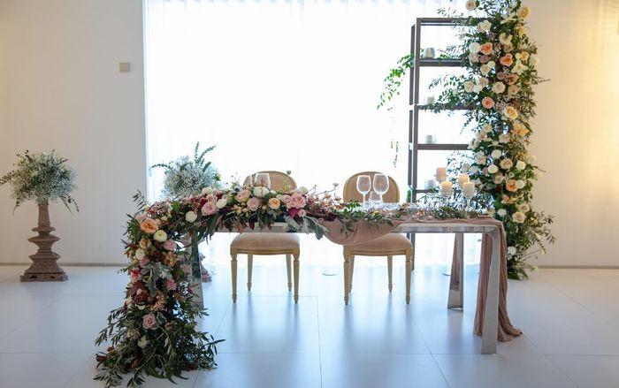 a decoração do meu casamento 6