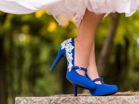 Os meus sapatos de noiva - 1