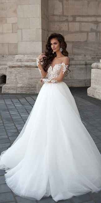 Vestido de noiva A