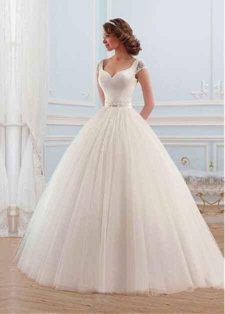 Vestido de noiva F