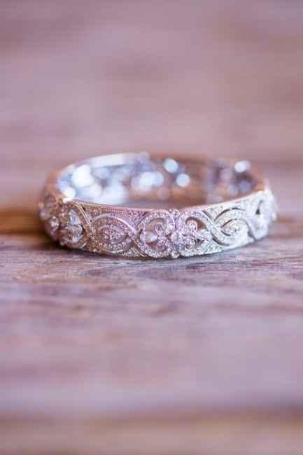 Anel de noivado 6