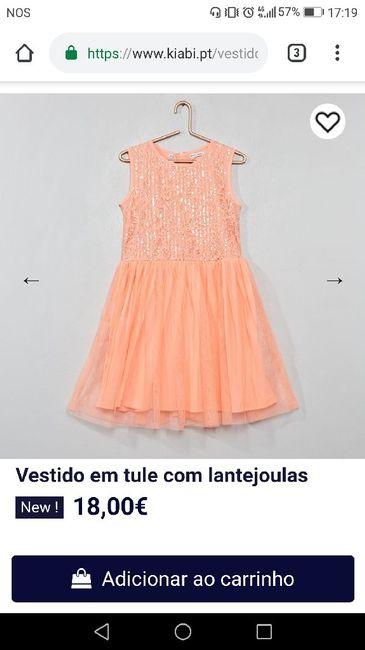 Vestidos menina alianças 14