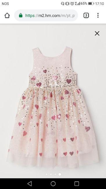Vestidos menina alianças 15