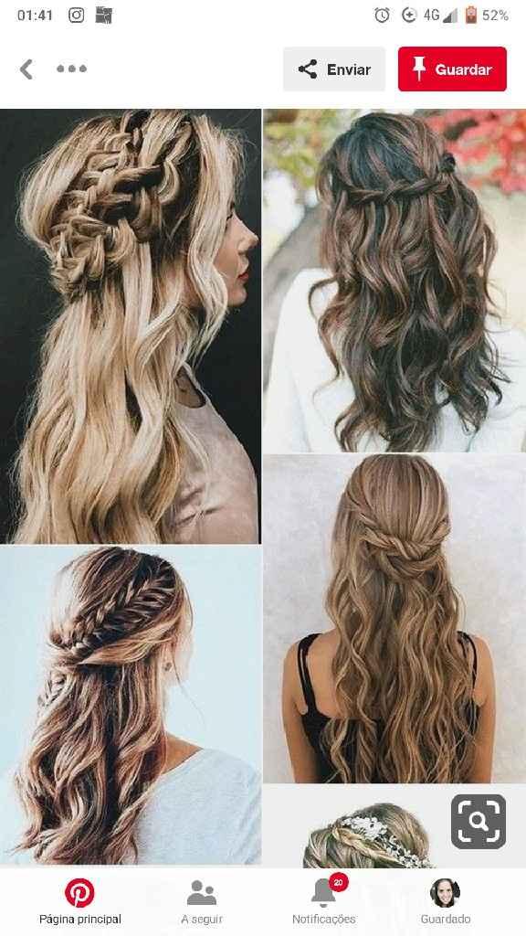 Como será o teu penteado? Partilha uma inspiração! - 2