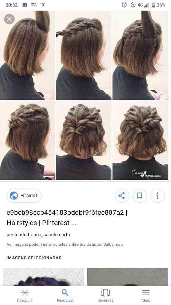 Como será o teu penteado? Partilha uma inspiração! - 3