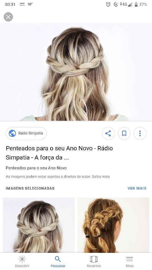 Como será o teu penteado? Partilha uma inspiração! - 4