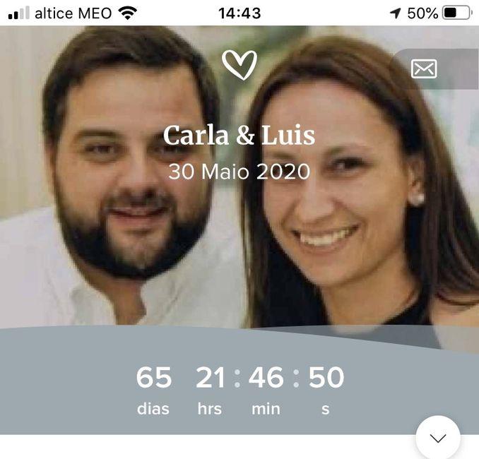 Noivas de fim de Maio 2020 - alguém por aí, ainda? 1