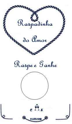 Raspadinha do Amor ♥